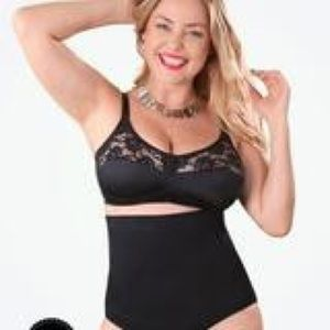 High-Waisted Shaper Panty  Black / XL / 2XL